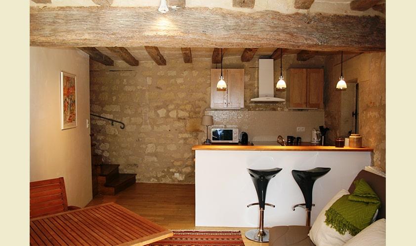 Maisonnette de 56 m2